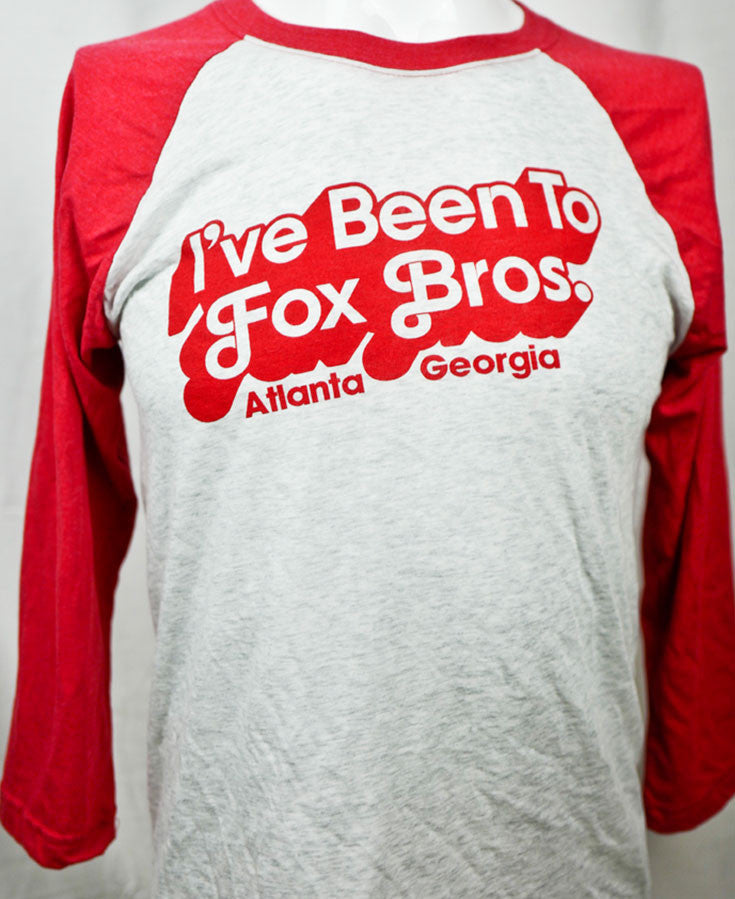 I've Been To Fox Bros Baseball T-Shirt