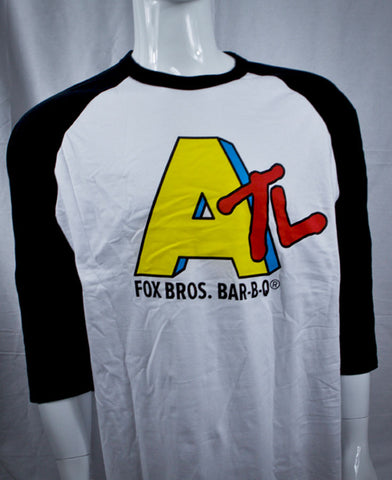 ATL Fox Bros Baseball T-Shirt