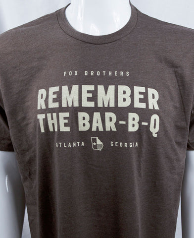Remember the Bar-B-Q Shirt Unisex T-Shirt
