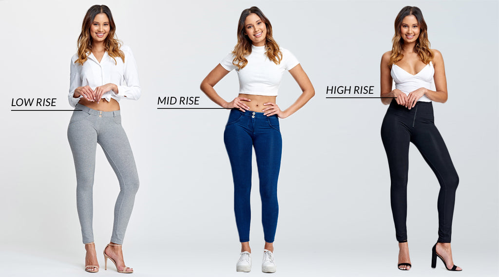 purchase genuine the best attitude exquisite design FREDDY® Pants Size Chart for Women's Jeans & Pants