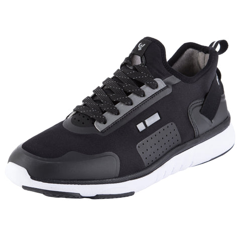 HYPERFEET MENS SHOE - BLACK