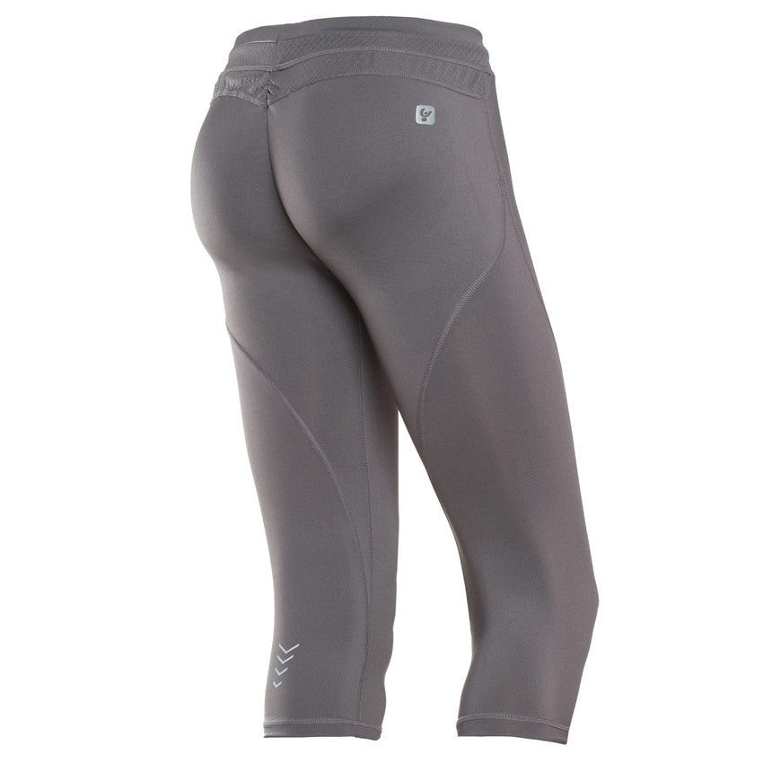 WR.UP® SHAPING EFFECT DIWO® Sport Capri - Grey