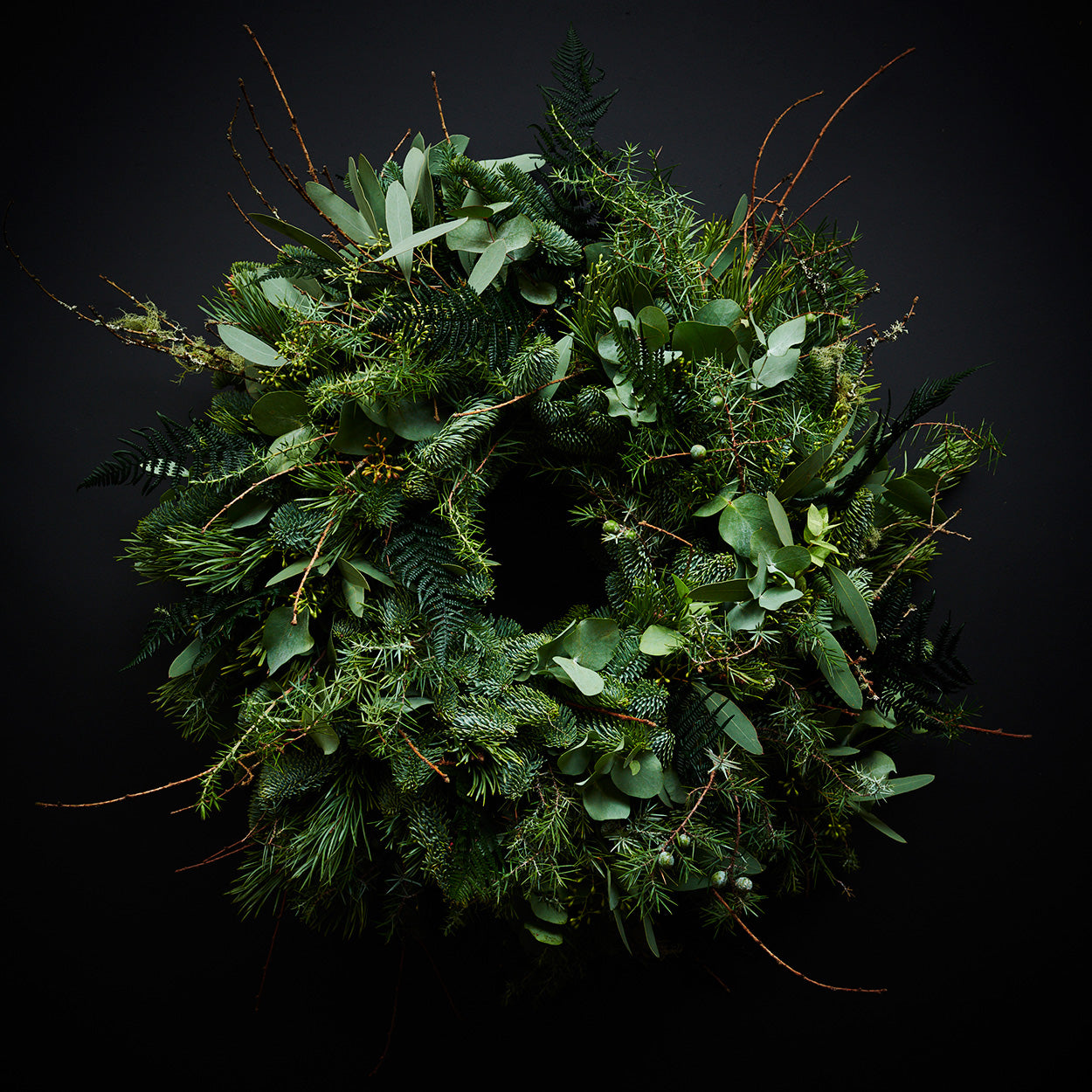 Rydal wreath