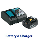 Cordless Battery and Charger