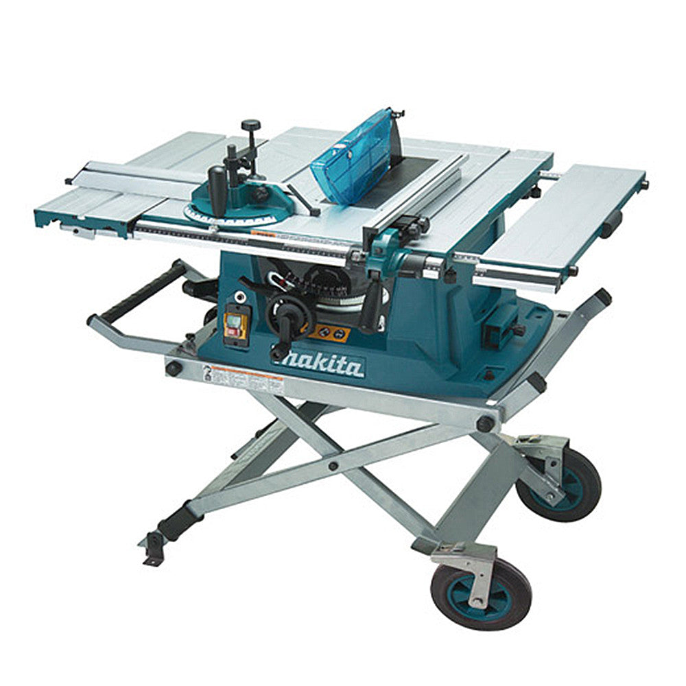 "Makita MLT100 Table Saw w/ Stand 10"" 1500W"