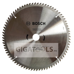 "Bosch (10"" x 80T) Circular Saw Blade for Wood ( 2608644310 )"