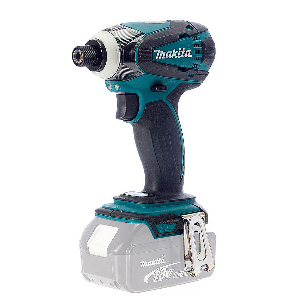 Makita Dtd146z Cordless Impact Driver 18v Body Only Battery And Stanley Brushless Charger Sold Separately