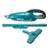 Makita DCL180Z Cordless Vacuum Cleaner 18V ( Battery and Charger sold separately ) - GIGATOOLS.PH