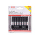Bosch Magnetic Impact PH2 Double Ended Philips Screwdriver Bits 65mm ( 10's ) 2608522405