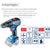 New Bosch GSR 18V-50 Professional Robust Brushless Motor Cordless Drill/Driver ( Bare Tool Only ) - GIGATOOLS.PH