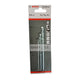 Bosch 3-piece Masonry Drill Bit Set (5mm,6.0mm,8.0mm) ( 2608590127 ) - GIGATOOLS.PH