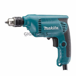 "Makita 6412 3/8"" Hand Drill (10mm, 3000rpm, 1.2kg) (450W)"