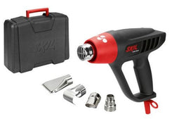Skil Heat gun 8003 w/ 4 Nozzles and Carrying Case