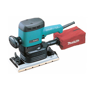 Makita 9046 Finishing Sander 115 x 229mm (4-1/2″ x 9″) 600W - GIGATOOLS.PH