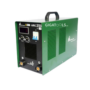 Hi-Tronic DC Inverter ARC 250A Welding Machine - GIGATOOLS.PH