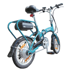 Makita BBY180Z Cordless Motor Assisted Bicycle 18V (Bare Tool) - GIGATOOLS.PH