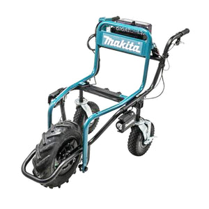 Makita DCU180Z Brushless Battery Powered Wheelbarrow 18V LXT® Li-Ion 130 kg (290 lbs.) (Battery,Charger and Accessories are Sold separately) - GIGATOOLS.PH