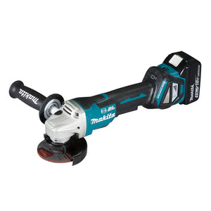 Makita DGA418Z 18V LXT Brushless Cordless Angle Grinder [Bare Tool Only) - GIGATOOLS.PH