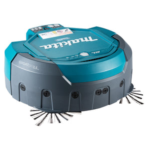 Makita DRC200Z Brushless Robotic Cleaner 2.5L BL 18V x2 LXT® Li-Ion ( Battery and Charger are Sold separately) - GIGATOOLS.PH