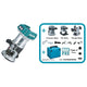 Makita DRT50ZJX9 Cordless Trimmer 18V LXT® Li-Ion (Bare Tool) - GIGATOOLS.PH