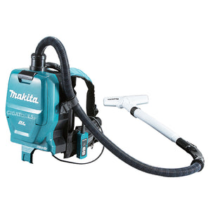 Makita DVC260Z Brushless Cordless HEPA Backpack Vacuum Cleaner 2.0 L BL 18V x2 LXT® Li-Ion(Battery and Charger are Sold separately) - GIGATOOLS.PH