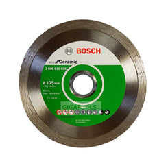 "Bosch 4"" Diamond Cutting Disc for Ceramic / Tiles ( 2608615026 )"