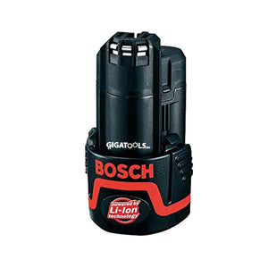 Bosch Professional GBA 12V 2.0Ah O-B Battery - GIGATOOLS.PH