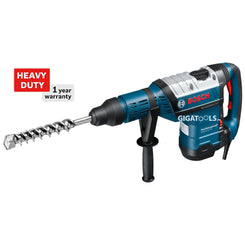 Bosch GBH 8-45 DV Professional Rotary Hammer with SDS max (1,500W) (Heavy Duty)