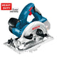 Bosch GKS 18V-LI Professional Cordless Circular Saw (Heavy Duty) ( Bare Tool ) - GIGATOOLS.PH