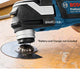 Bosch GOP 18V-28 Professional Cordless Oscillating Multi Tool 18V (Multi-Cutter) Heavy Duty (Bare Tool Only - Battery and Charger are Sold Separately) - GIGATOOLS.PH
