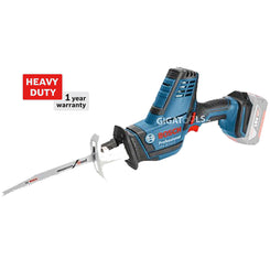 Bosch GSA 18V-LI C Professional Cordless Reciprocating Saw (Heavy Duty) (Bare Tool Only)