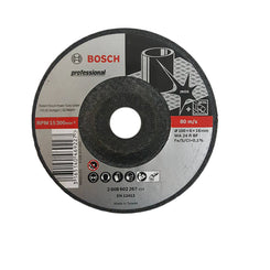 "Bosch 4"" Grinding Disc for Stainless, Inox ( 2608602267 )"