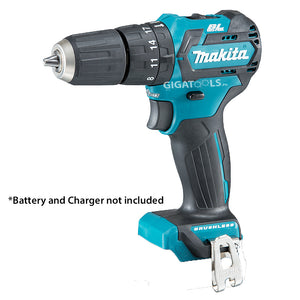 Makita HP332DZ Cordless Brushless Hammer Driver Drill 12Vmax CXT Li-Ion 10mm (3/8″) (Battery and Charger are Sold separately) - GIGATOOLS.PH
