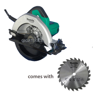 "Makita MT M5801M 7-1/4"" Circular Saw (1050W) - GIGATOOLS.PH"