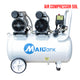 MailTank SH-40 Air Comressor 1.7HP Oil less and noise less 50L