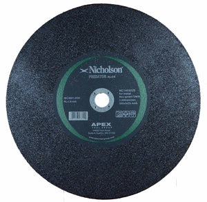 "Nicholson 14"" Cutting Disc, for steel - GIGATOOLS.PH"