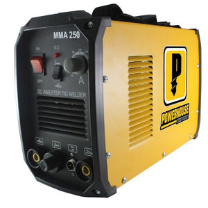 Powerhouse MMA-250 DC Inverter Type Welding Machine 250A (100% Copper) - GIGATOOLS.PH