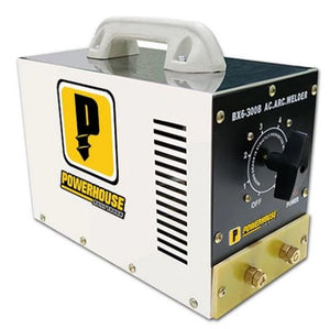 Powerhouse BX-6 Portable Welding Machine Stainless Body 200A (100% Copper) - GIGATOOLS.PH