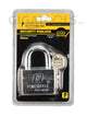 Powerhouse Tools Chrome Plated Padlock 50mm - GIGATOOLS.PH