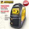 Powerhouse Evolution 200A Portable Inverter Welding Machine (100% Copper) - GIGATOOLS.PH