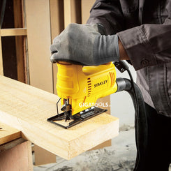 New Stanley SJ45 Jigsaw Machine with Variable Speed (450W)