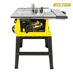 New Stanley STST1825-B1 1800W 10  / 254mm Table Saw Mchine with Stand