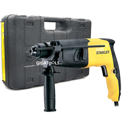 New Stanley STHR202K Professional Rotary Hammer 20mm with SDS Plus (620W)