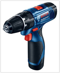 Bosch GSB 120-Li Cordless Impact Drill/Driver Professional 12V 1.5 Ah Li-ion Battery Kit Set