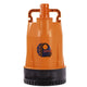 Showfou GF-100N Gold Fish Series Submersible Pump 0.1kW, 100L/min, 5mH, 1phase, 1″