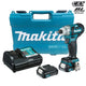 Makita TD111DWYE 12V CXT Cordless Impact Driver Drill with Brushless DC Motor - GIGATOOLS.PH