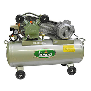 Vespa 1/2 HP Belt Driven Air Compressor ( Made in Taiwan )