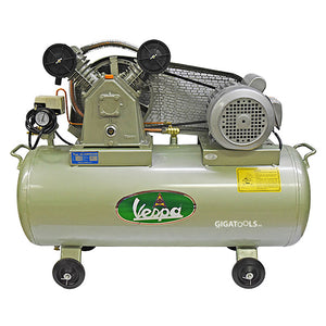 Vespa 2 HP Belt Driven Air Compressor ( Made in Taiwan )
