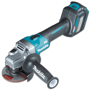 Makita GA024GZ Cordless Brushless Angle Grinder, Slide Switch 40Vmax XGT™ Li-ion 100mm (4″) (Bare Tool)