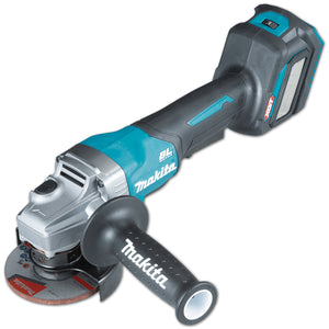 Makita GA030GZ Cordless Brushless Angle Grinder, Paddle Switch 40Vmax XGT™ Li-ion 100mm (4″) (Bare Tool)
